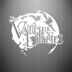 Наклейка The Vampire Diaries Planet - FatLine