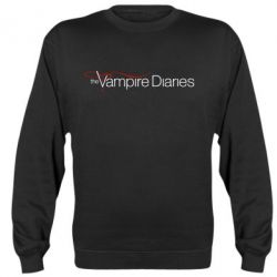 Реглан (свитшот) The Vampire Diaries Small - FatLine