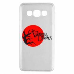 Чехол для Samsung A3 2015 The Vampire Diaries