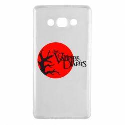 Чехол для Samsung A7 2015 The Vampire Diaries