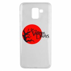 Чехол для Samsung J6 The Vampire Diaries