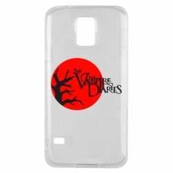 Чехол для Samsung S5 The Vampire Diaries