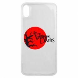 Чехол для iPhone Xs Max The Vampire Diaries