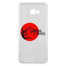 Чехол для Samsung J4 Plus 2018 The Vampire Diaries