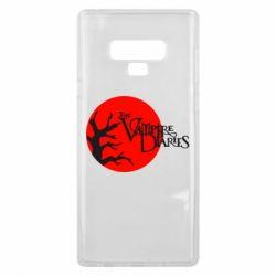 Чехол для Samsung Note 9 The Vampire Diaries