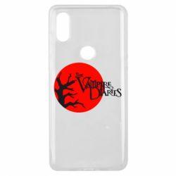Чехол для Xiaomi Mi Mix 3 The Vampire Diaries