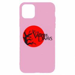 Чехол для iPhone 11 Pro Max The Vampire Diaries
