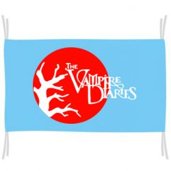 Флаг The Vampire Diaries