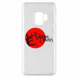 Чехол для Samsung S9 The Vampire Diaries