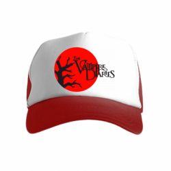 Детская кепка-тракер The Vampire Diaries