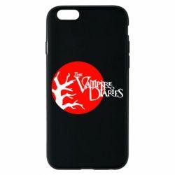 Чехол для iPhone 6/6S The Vampire Diaries
