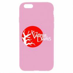 Чехол для iPhone 6 Plus/6S Plus The Vampire Diaries