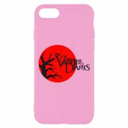 Чехол для iPhone 8 The Vampire Diaries