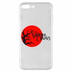Чехол для iPhone 8 Plus The Vampire Diaries