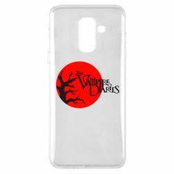 Чехол для Samsung A6+ 2018 The Vampire Diaries