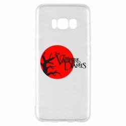 Чехол для Samsung S8 The Vampire Diaries