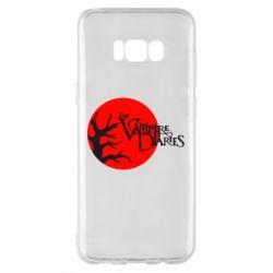 Чехол для Samsung S8+ The Vampire Diaries