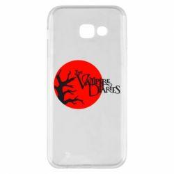 Чехол для Samsung A5 2017 The Vampire Diaries