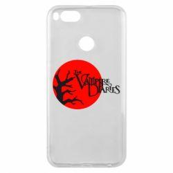 Чехол для Xiaomi Mi A1 The Vampire Diaries