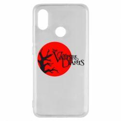 Чехол для Xiaomi Mi8 The Vampire Diaries