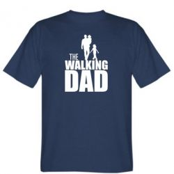 Футболка The walking dad