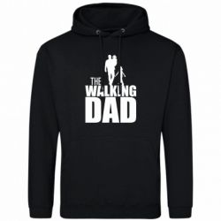 Мужская толстовка The walking dad