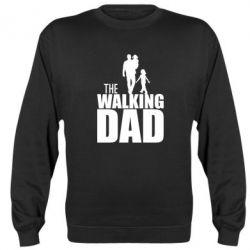Реглан (світшот) The walking dad
