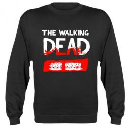 Реглан The Walking Dead 400 days - FatLine
