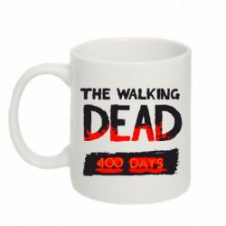 Кружка 320ml The Walking Dead 400 days