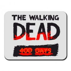 Коврик для мыши The Walking Dead 400 days - FatLine