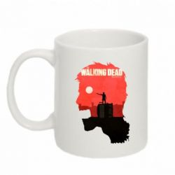 Кружка 320ml The walking dead 4