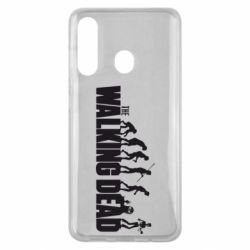 Чехол для Samsung M40 The Walking Dead Evolution