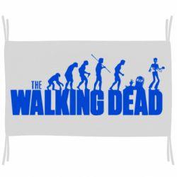 Флаг The Walking Dead Evolution
