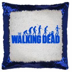 Подушка-хамелеон The Walking Dead Evolution