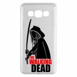 Чохол для Samsung A3 2015 The walking dead (Ходячі мерці)