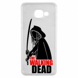 Чохол для Samsung A3 2016 The walking dead (Ходячі мерці)