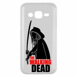 Чохол для Samsung J2 2015 The walking dead (Ходячі мерці)