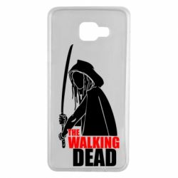 Чохол для Samsung A7 2016 The walking dead (Ходячі мерці)