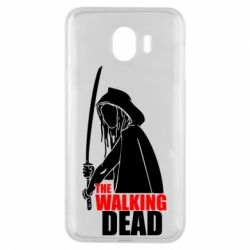 Чохол для Samsung J4 The walking dead (Ходячі мерці)