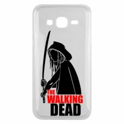 Чохол для Samsung J5 2015 The walking dead (Ходячі мерці)