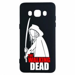 Чохол для Samsung J5 2016 The walking dead (Ходячі мерці)