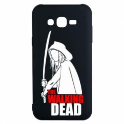 Чохол для Samsung J7 2015 The walking dead (Ходячі мерці)