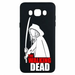 Чохол для Samsung J7 2016 The walking dead (Ходячі мерці)
