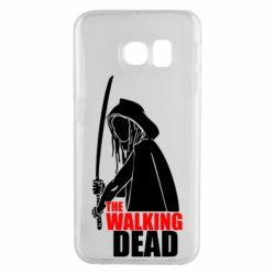 Чохол для Samsung S6 EDGE The walking dead (Ходячі мерці)