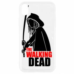 Чохол для iPhone XR The walking dead (Ходячі мерці)