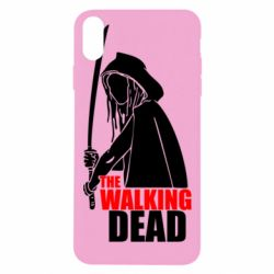 Чохол для iPhone Xs Max The walking dead (Ходячі мерці)