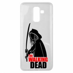 Чохол для Samsung J8 2018 The walking dead (Ходячі мерці)