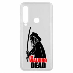 Чохол для Samsung A9 2018 The walking dead (Ходячі мерці)