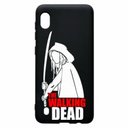 Чохол для Samsung A10 The walking dead (Ходячі мерці)