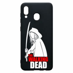 Чохол для Samsung A20 The walking dead (Ходячі мерці)